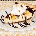 Peanut Butter-Banana Cream Pie