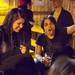 Nadia Aly and Kole Hansen - SXSW Interactive 2011 - Austin, TX by Kris Krug