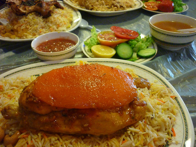 Yemeni food is delicious flickr photo sharing for Cuisine yemenite
