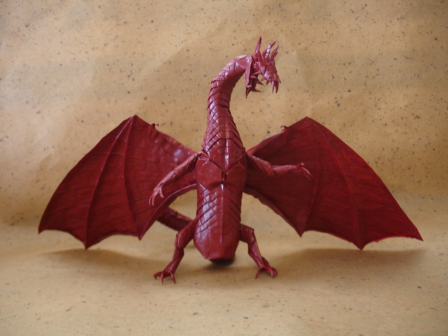 Super Complex Origami Dragons