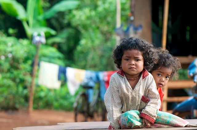 Kids in O Som