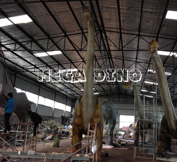 Life Size Dinosaur Exhibits on sale
