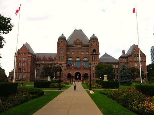 Ontario Legislative Building, Toronto, Ontario
