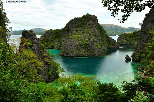 travel seascape landscape islands coron palawan waterscape specland absolutelystunningscapes lakekayangan