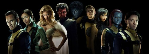 X-Men: First Class Cast