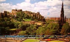 Scotland ~ Edinburgh