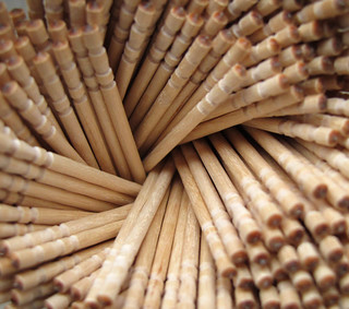 (24/365) Toothpicks