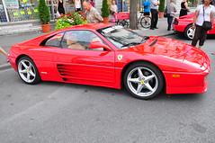 ferrari f355(0.0), ferrari testarossa(0.0), automobile(1.0), wheel(1.0), vehicle(1.0), automotive design(1.0), ferrari 348(1.0), ferrari s.p.a.(1.0), land vehicle(1.0), luxury vehicle(1.0), supercar(1.0), sports car(1.0),