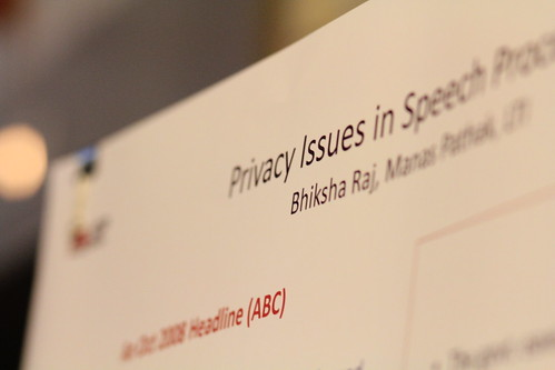 Privacy Day at Carnegie Mellon University