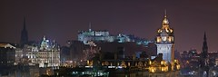 Edinburgh by Night 2