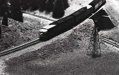 Day 017/365 - Zipping by at 800 scale miles an hour