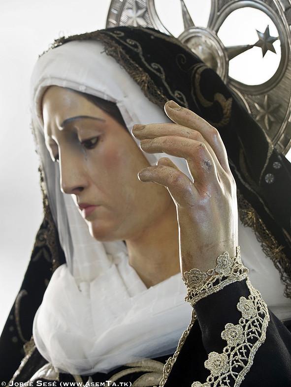 Nuestra Señora de los Dolores de la Hermandad de la Sangre de Cristo
