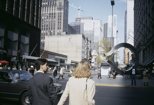 State Street in 1987