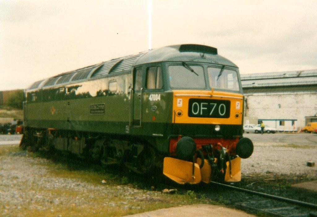 47004 . Old Oak Common TMD . 09th-April-1994 .