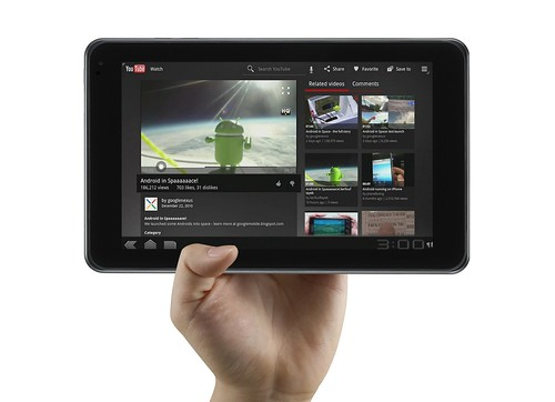 SETTING A NEW STANDARD IN TABLETS, LG OPTIMUS PAD DEBUTS AT MWC