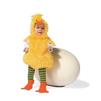 Baby Chicken / Duck Halloween Costume  sc 1 st  Flickr : duck infant costume  - Germanpascual.Com