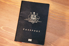 label(0.0), brand(0.0), brown(1.0), passport(1.0), identity document(1.0),