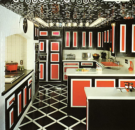 Expo 67 lounge for 60s kitchen ideas