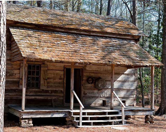 callaway gardens log cabin flickr photo sharing