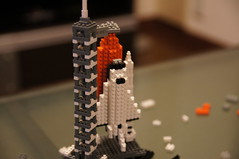 space, lego, miniature, design, toy,