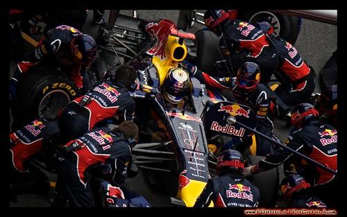 Pretemporada 2011 F1