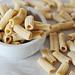 Fresh Homemade Rigatoni Pasta