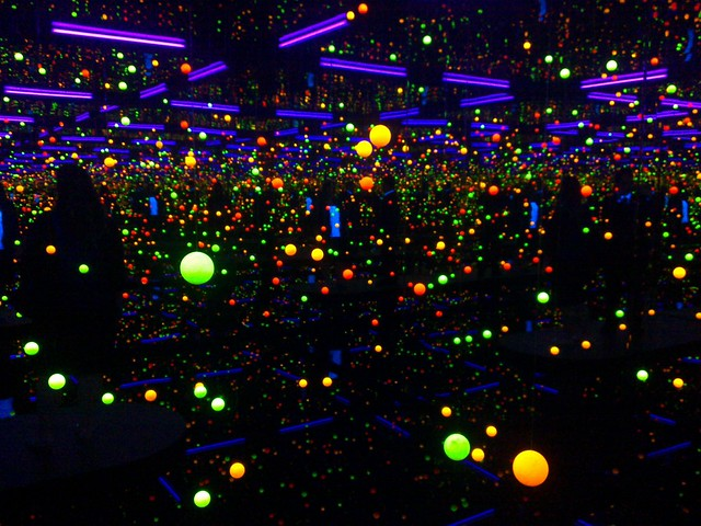 the works of yayoi kusama flickr photo sharing