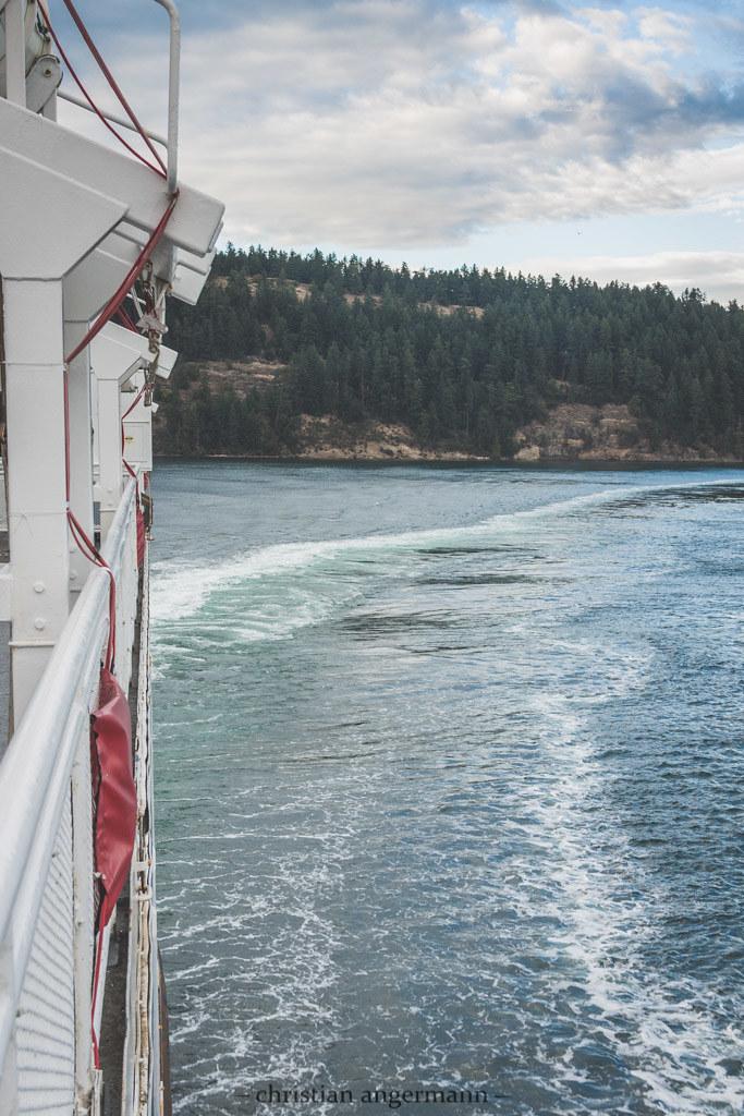 Prevost Island British Columbia Tripcarta