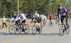 Out and Back -- retired Soldier, teenager, take top honors during Lake Tholocco West Beach bike race