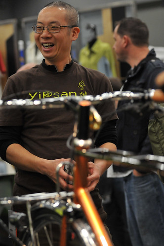 Yipsan at NAHBS-15
