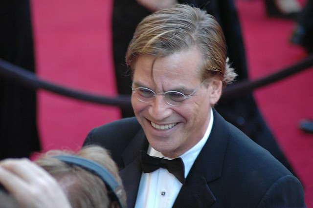 Header of Aaron Sorkin
