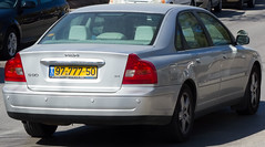 automobile, automotive exterior, executive car, family car, vehicle, full-size car, mid-size car, volvo s80, compact car, volvo cars, sedan, land vehicle, luxury vehicle,