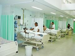 Melhoria do Atendimento Hospitar - Cidade Saudável