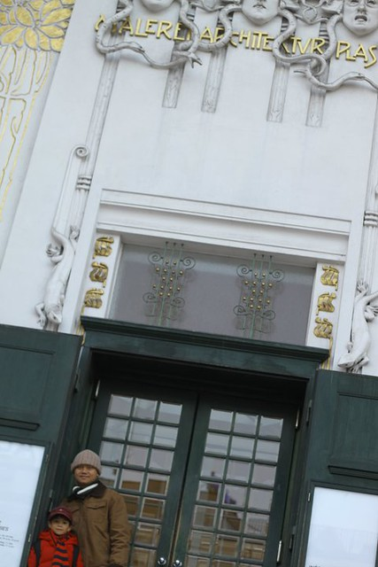Secession facade