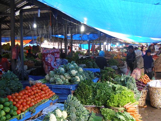 水果蔬菜市場