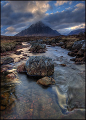 The Buachaille from The King's House