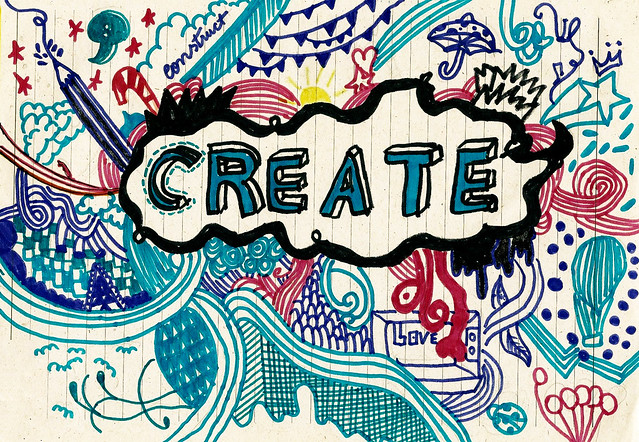 Create & Construct from Flickr via Wylio