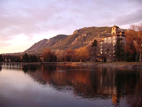 sunrise colorado broadmoor