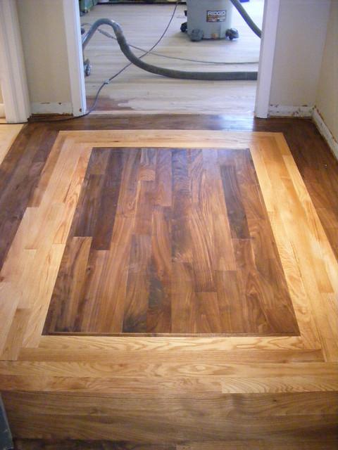 Hardwood Floors Austin Custom Walnut Entry 04 Flickr