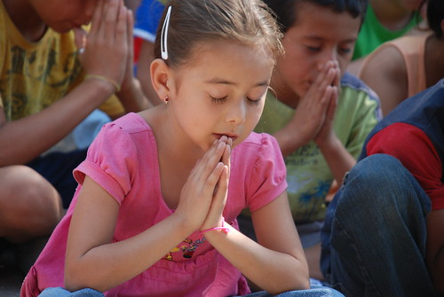 Praying With Our Kids
