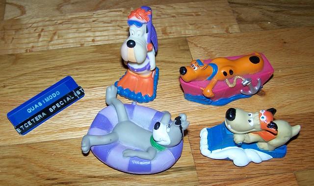 Pizza Hut Toys : Cartoon network quot squirtoons pizza hut toys flickr