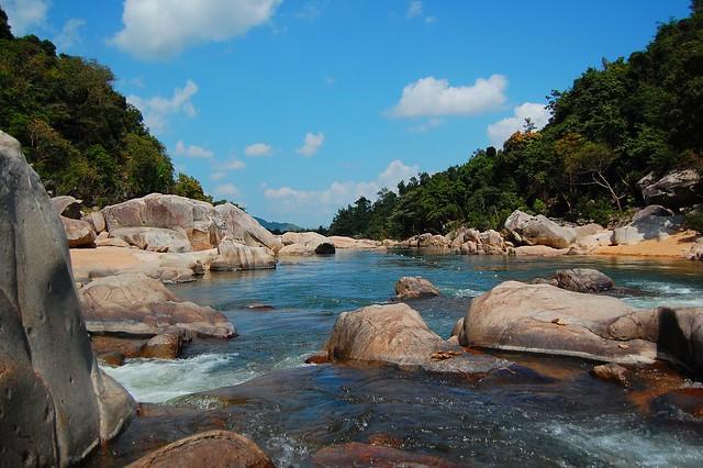 Zone touristique Ham Ho, Quy Nhon, Binh Dinh