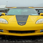 2008 Chevrolet Hertz Corvette ZHZ Special Edition (1 of 10)