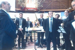 Noicattaro. Banda Puccini front