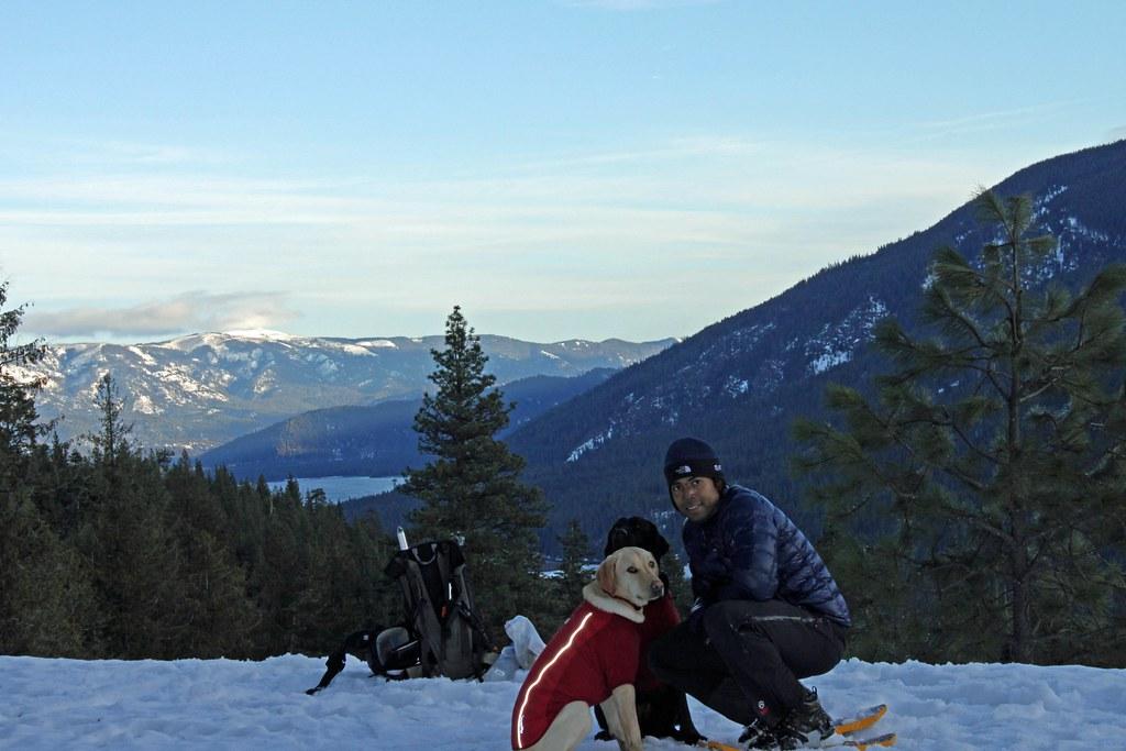 Kodak moment on Wenatchee Ridge