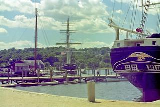1973 Mystic Seaport, Mystic, CT
