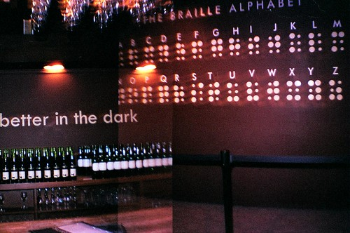 Sensational New Vancouver Restaurant Where You Eat In The Dark Inside Best Image Libraries Barepthycampuscom