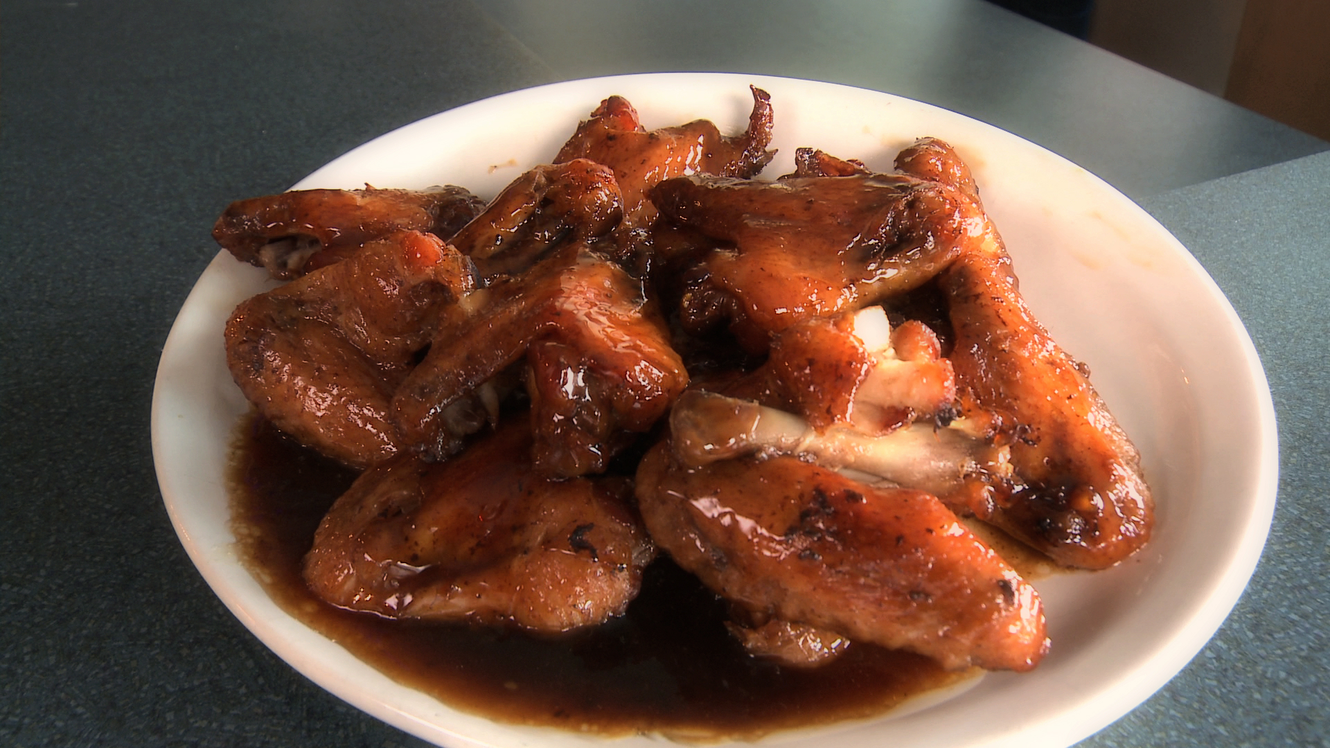 Super Bowl Snack: Chicken Wings in Cola | Flickr - Photo Sharing!