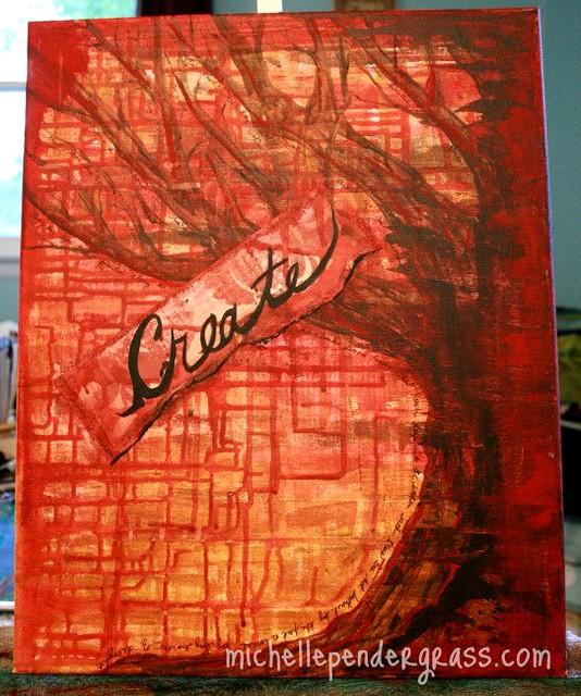 Create by Michelle Pendergrass
