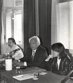 Marco Gentili, Marco Pannella e Paola Sain